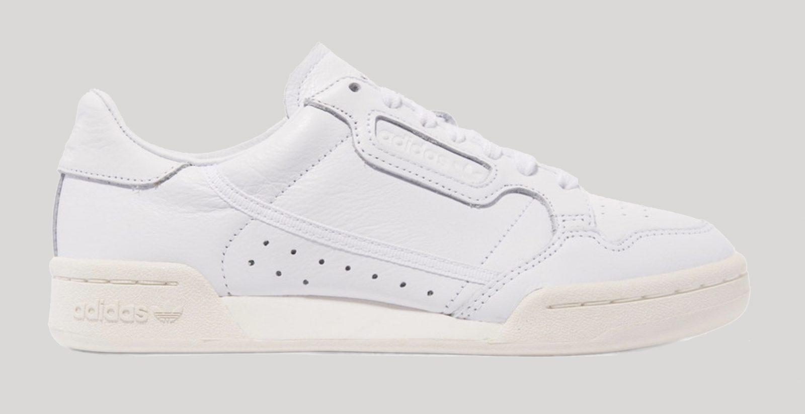 adidas Continental 80 White