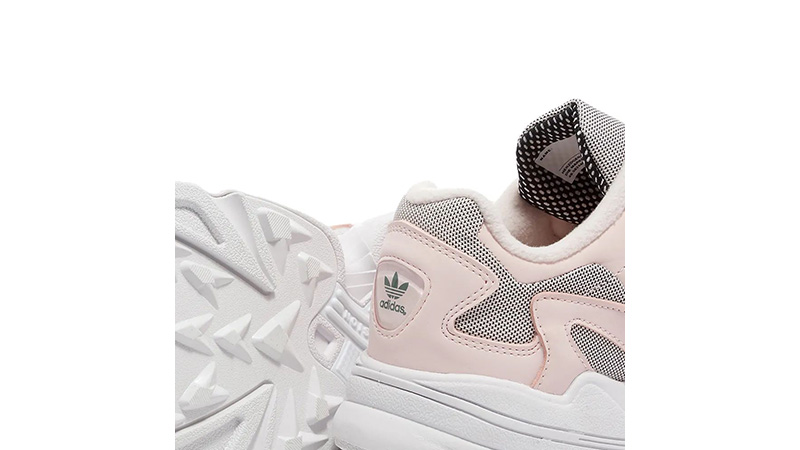 adidas Falcon Pink FV4660 middle