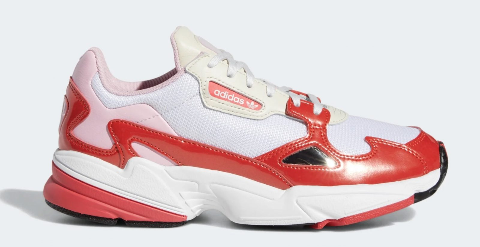 adidas Falcon Red Pink