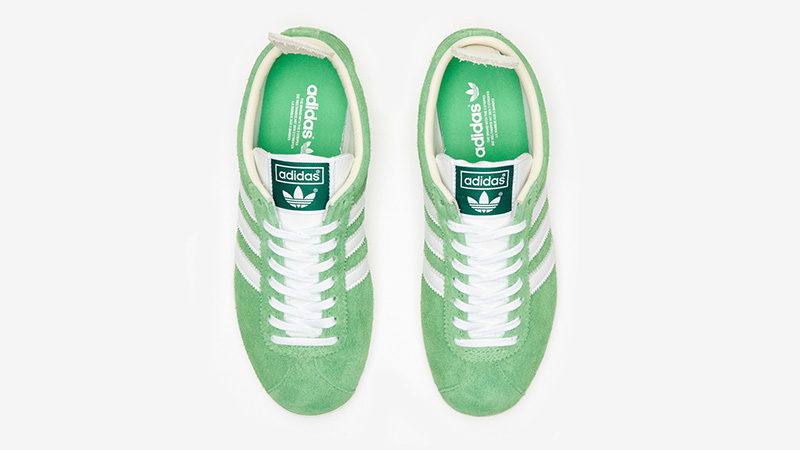 adidas Gazelle Vintage Green Ef5577 middle