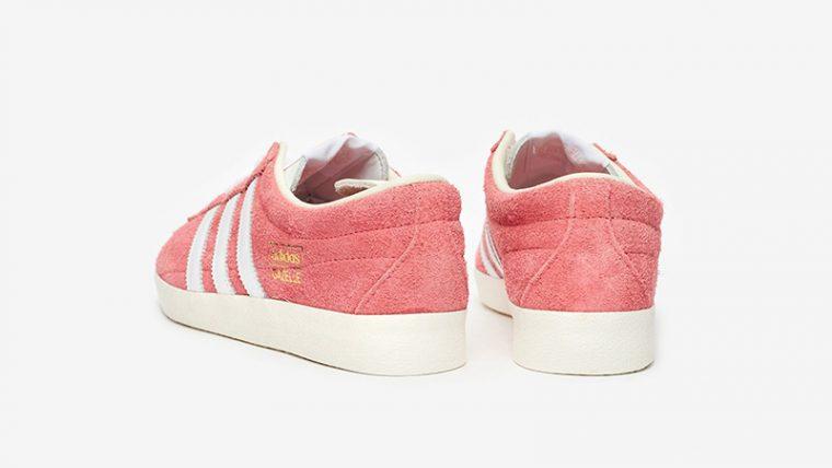 adidas Gazelle Vintage Pink White Ef5576 back thumbnail image