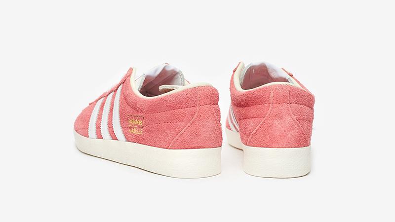 adidas Gazelle Vintage Pink White Ef5576 back