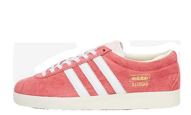 adidas Gazelle Vintage Pink White Ef5576