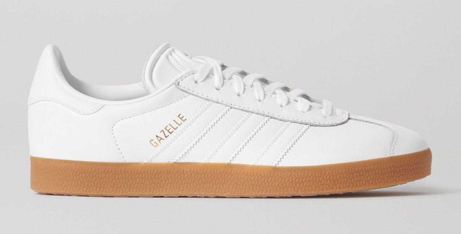 adidas Gazelle Vintage White Gum