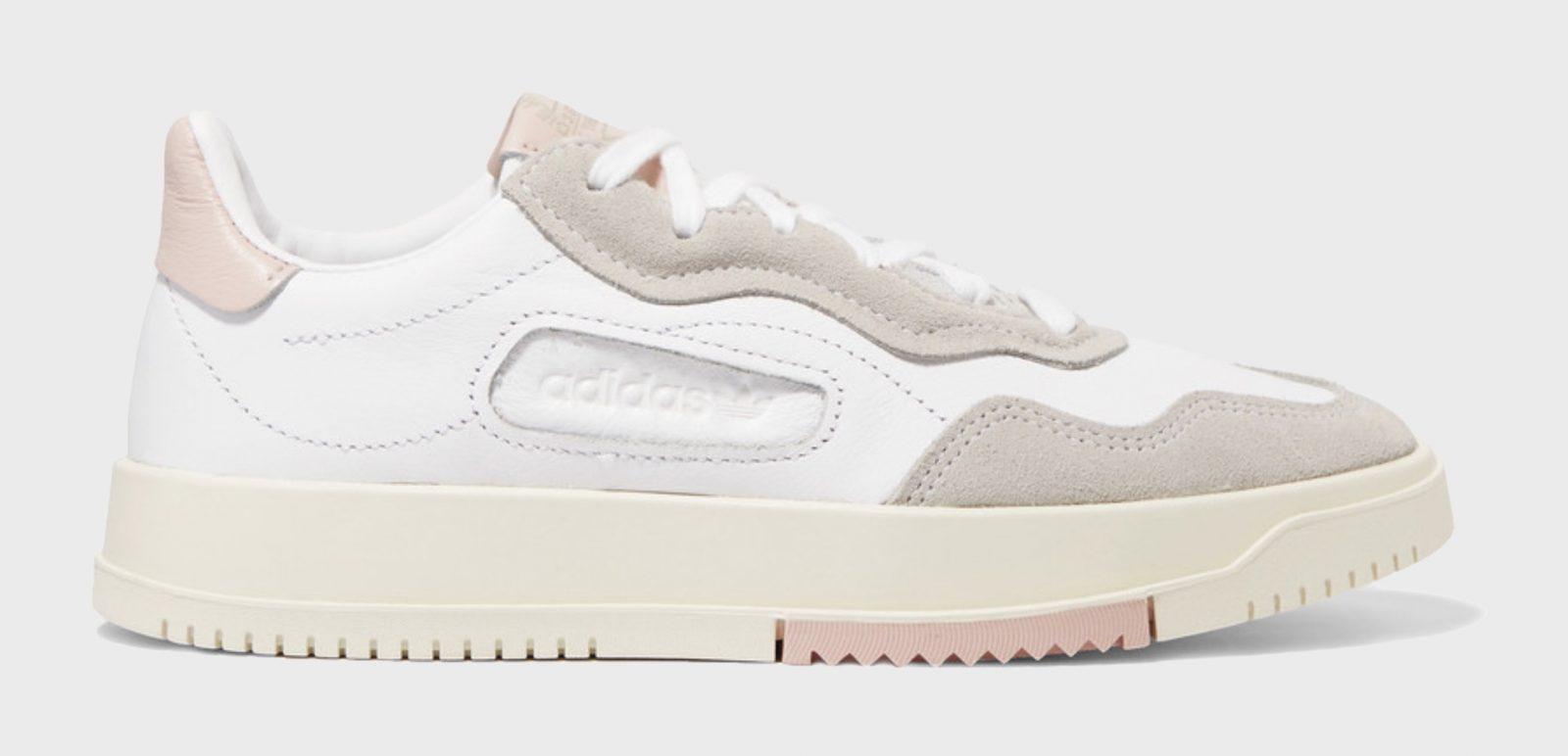 adidas SC Premiere White Pink