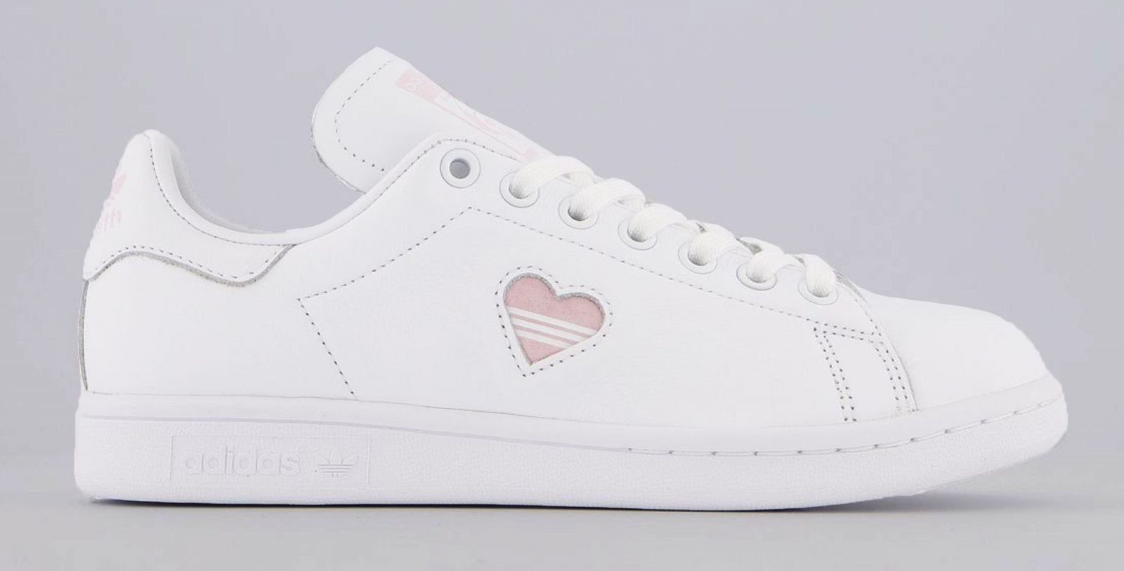 adidas Stan Smith Heart Pink copy