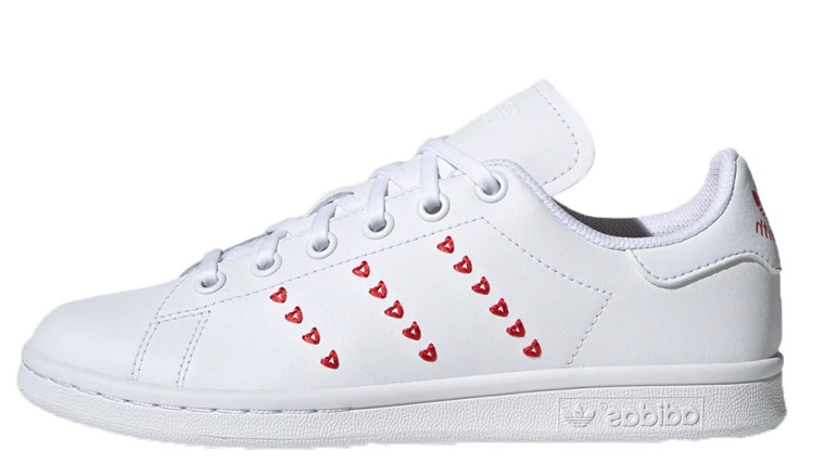 adidas Stan Smith Valentines Heart Pack thumbnail image
