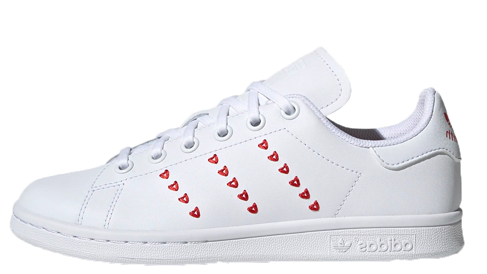 adidas Stan Smith Valentines Heart Pack