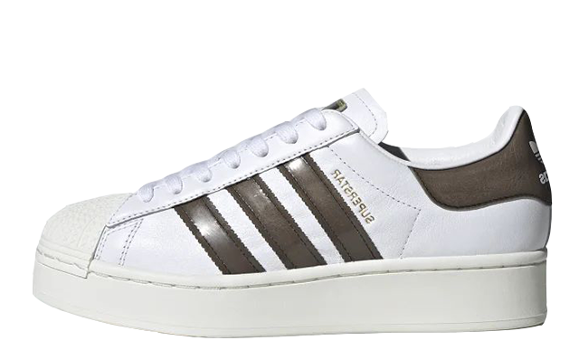 adidas Superstar Bold White Black FV3356