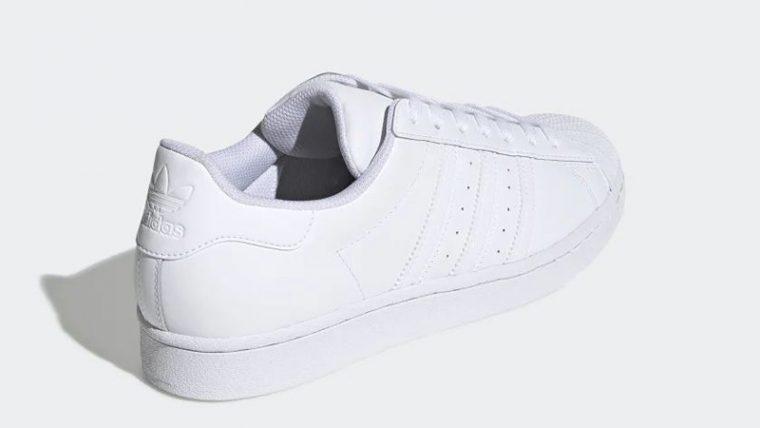 adidas Superstar Cloud White EG4960 back thumbnail image
