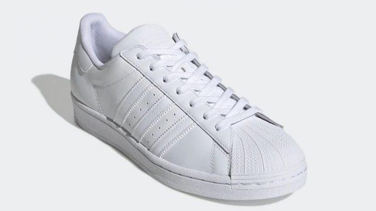 adidas Superstar Cloud White EG4960 front thumbnail image