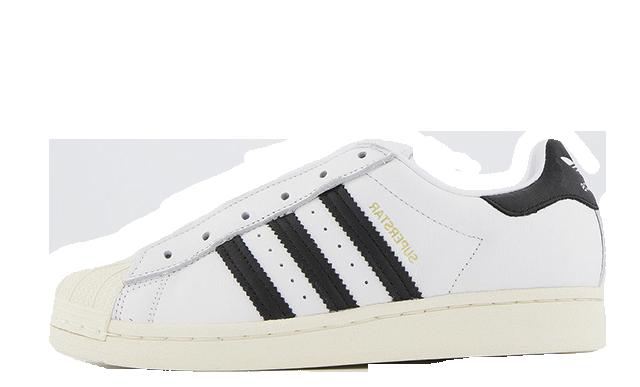 adidas Superstar White Black
