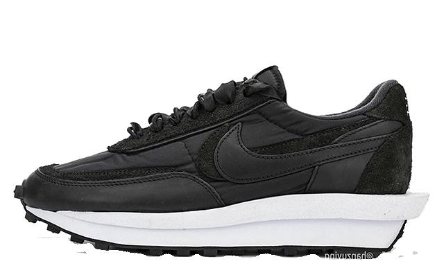 sacai x Nike LDWaffle Black BV0073-002