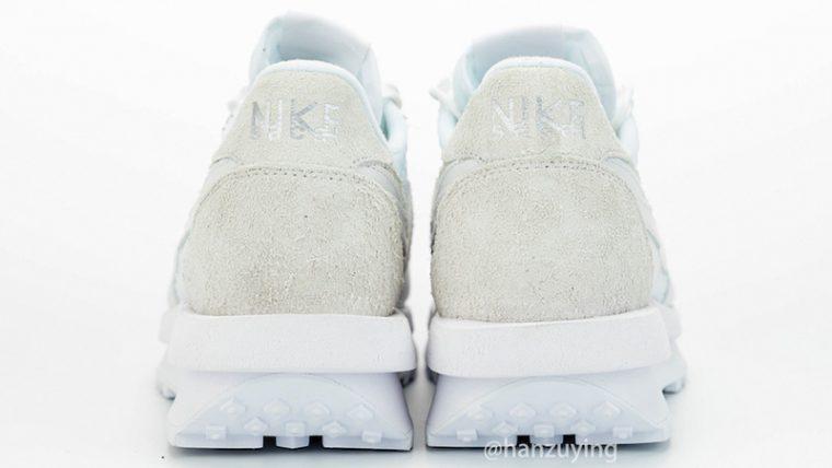 sacai x Nike LDWaffle White BV0073-101 back thumbnail image