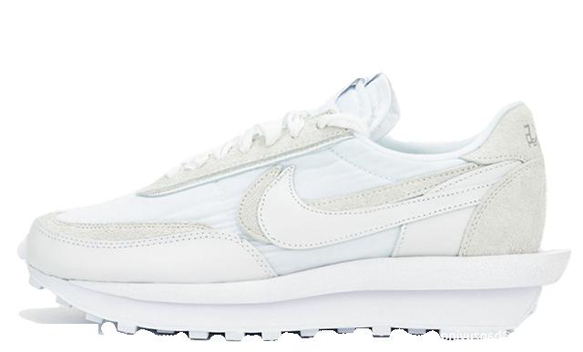 sacai x Nike LDWaffle White BV0073-101