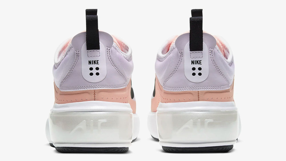 Nike Air Max Dia Light Violet Crimson Tint _ CJ0636-500 heel