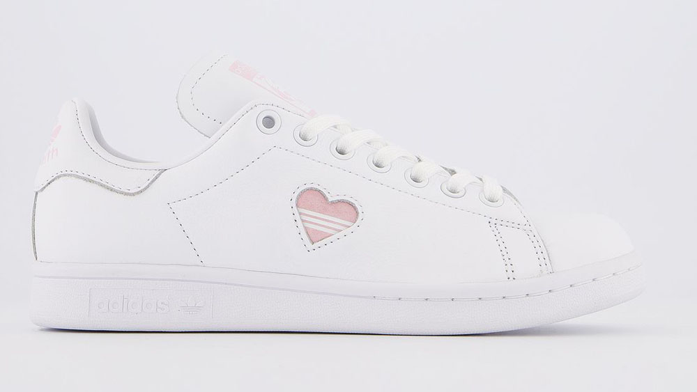 adidas Stan Smith Pink Heart