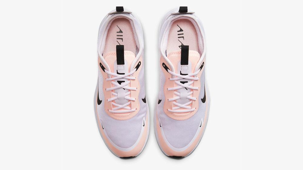 Nike Air Max Dia Light Violet Crimson Tint _ CJ0636-500 laces