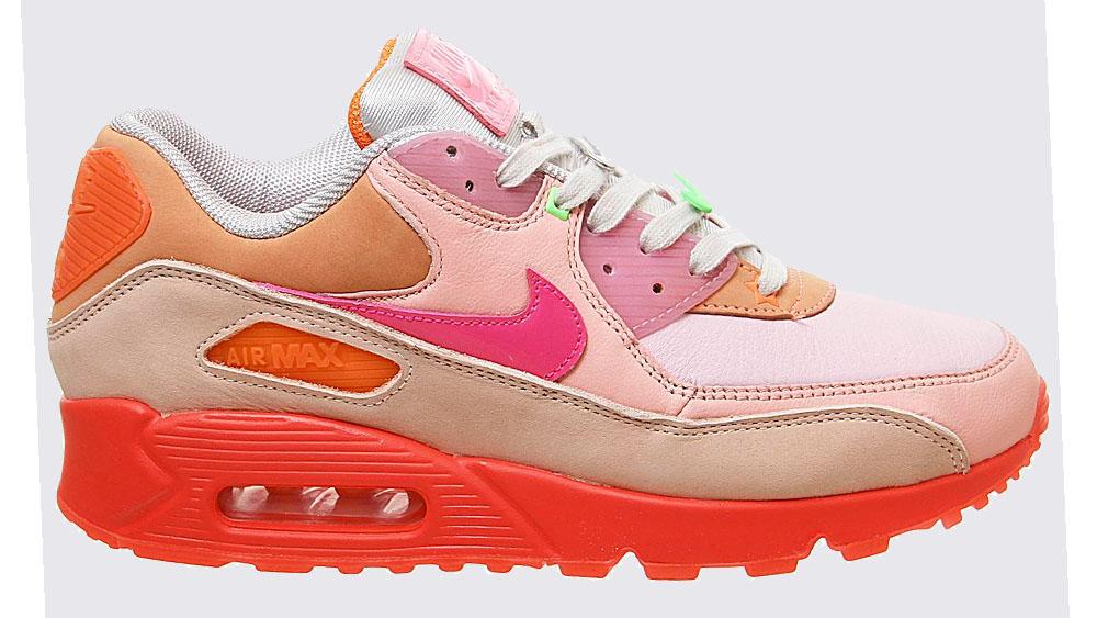 Nike Air Max 90 Pink Red