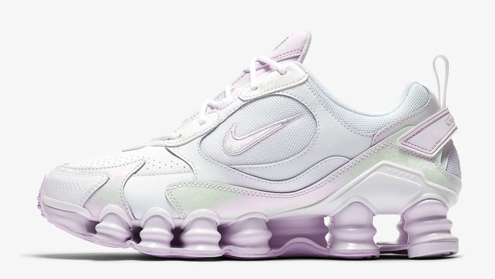 Nike Shox Nova Barely Grape