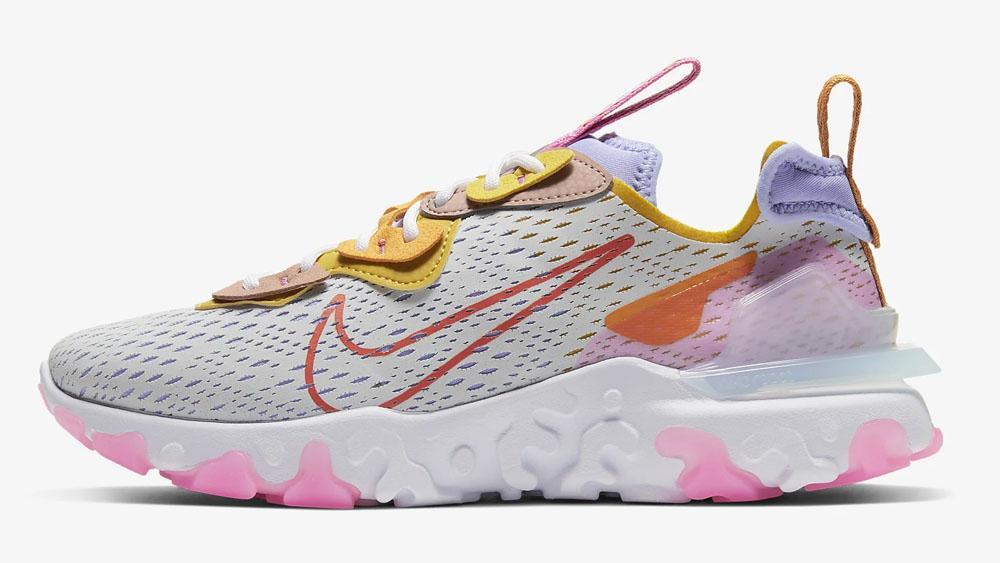 Nike React Vision Pink
