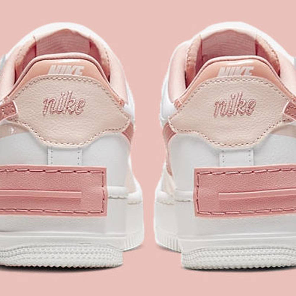 air force 1 shadow pastel rosa