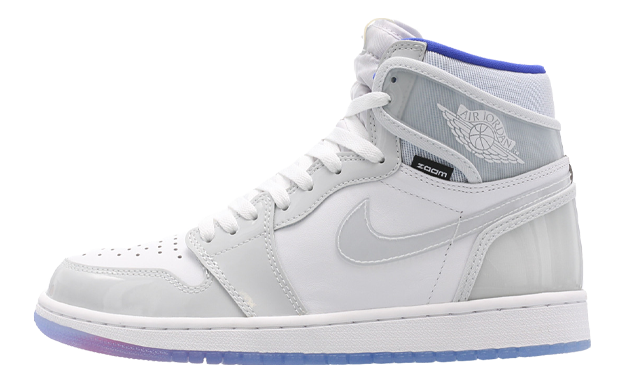 Air Jordan 1 Zoom Racer White