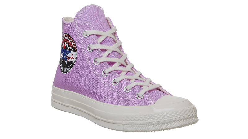 Converse All Star Hi 70s Peony Pink Front