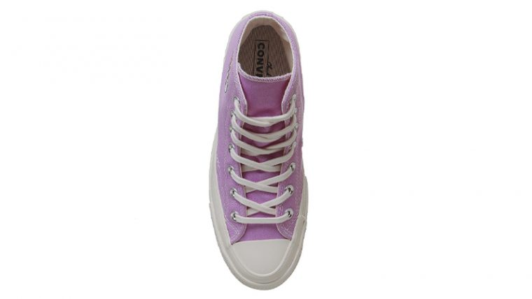 Converse All Star Hi 70s Peony Pink Middle thumbnail image