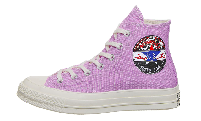 Converse All Star Hi 70s Peony Pink