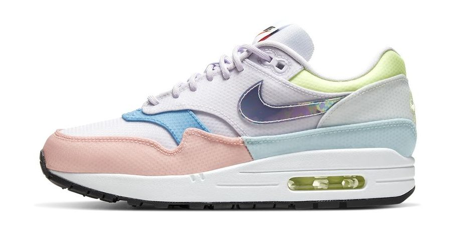 Feel The Easter Vibe With This Brand New Pastel Nike Air Max 1 left