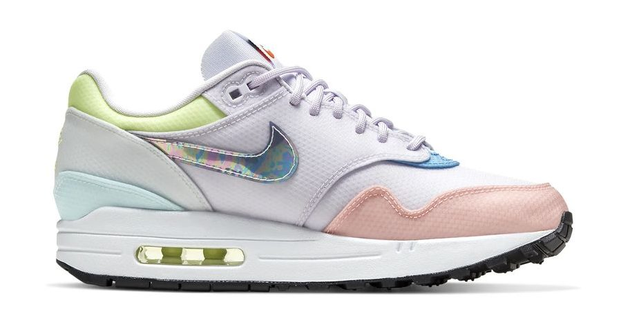 Feel The Easter Vibe With This Brand New Pastel Nike Air Max 1 right