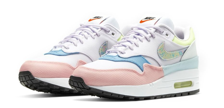 Feel The Easter Vibe With This Brand New Pastel Nike Air Max 1