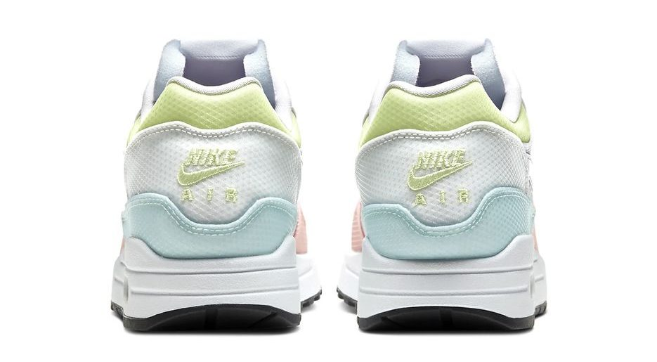 Feel The Easter Vibe With This Brand New Pastel Nike Air Max 1 heel