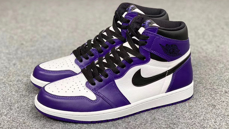 Jordan 1 Court Purple 2020 Where To