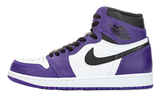 Jordan 1 Court Purple 2020