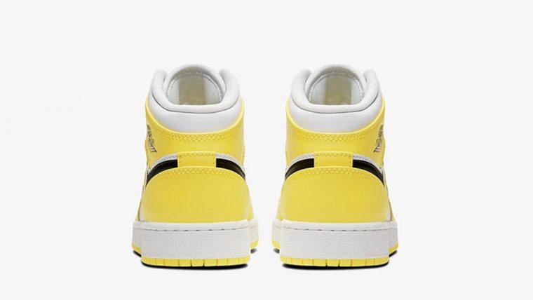 Jordan 1 Dynamic Yellow AV5174-700 back thumbnail image