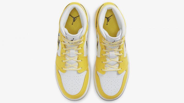 Jordan 1 Dynamic Yellow AV5174-700 middle thumbnail image