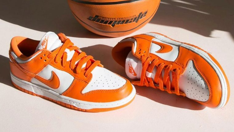nike sb dunk low syracuse raffle