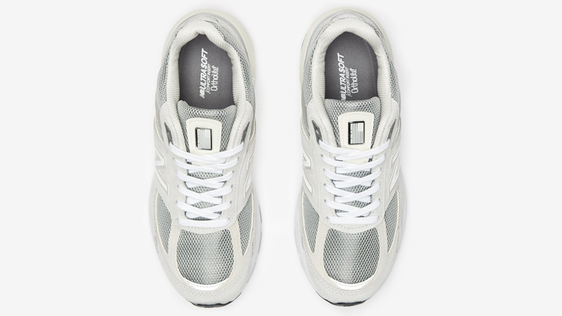 New Balance Grey Middle