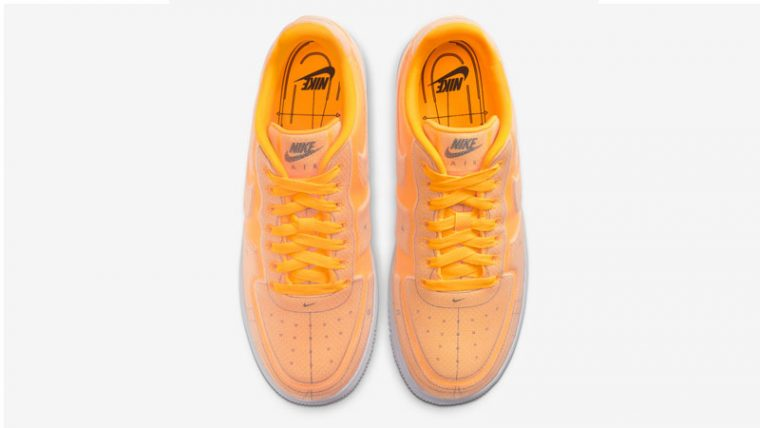 Nike Air Force 1 07 LX Orange Middle thumbnail image