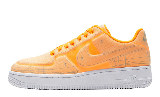 Nike Air Force 1 07 LX Orange thumbnail image