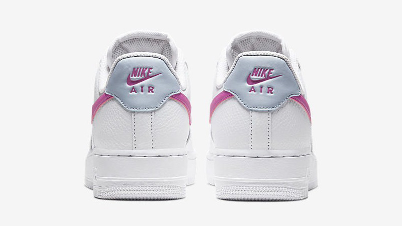 Nike Air Force 1 '07 White Pink Back