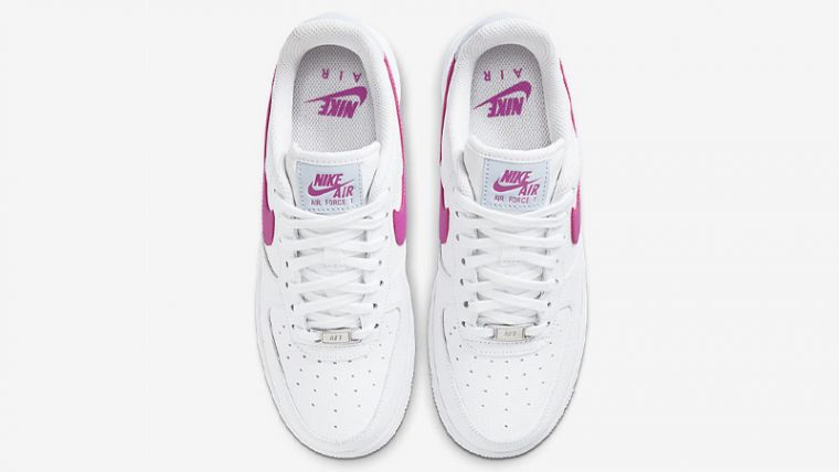 Nike Air Force 1 '07 White Pink Middle thumbnail image