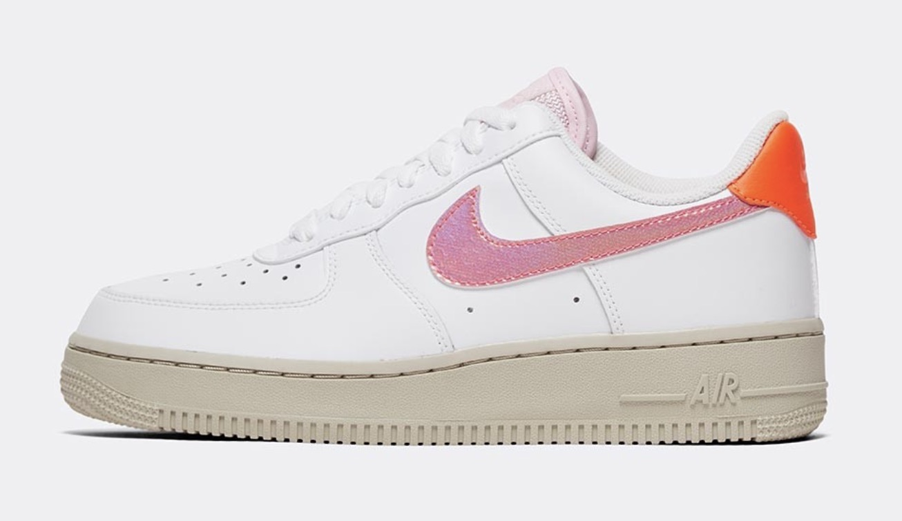 Nike Air Force 1 Coral