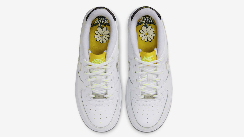 Nike Air Force 1 Daisy Pack White Middle