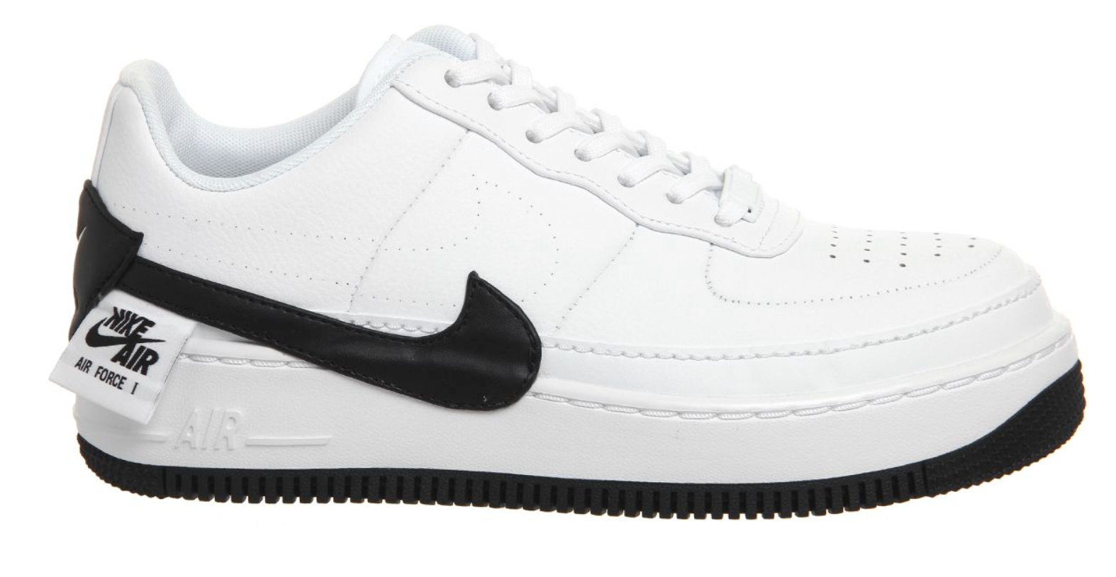 Nike Air Force 1 Jester White Black