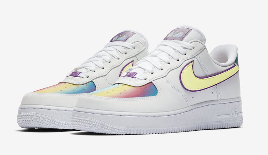 Nike-Air-Force-1-Low-Easter-2020 multicolour