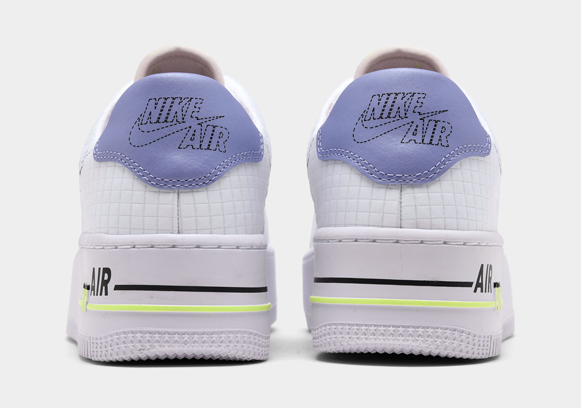 Nike-Air-Force-1-Sage-CU4770-100-Release-Info-4 heel
