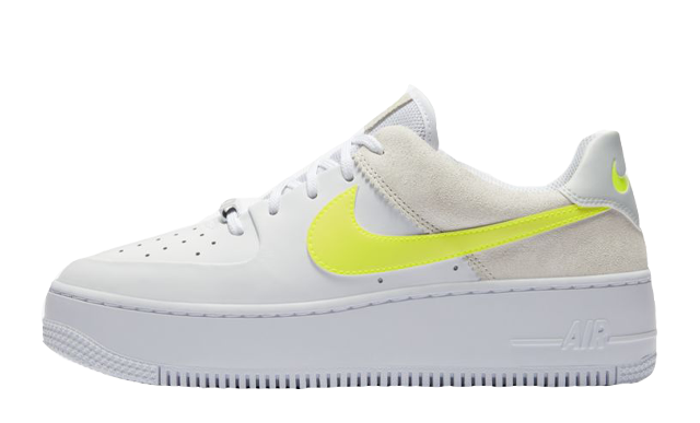 Nike Air Force 1 Sage Low White Lemon